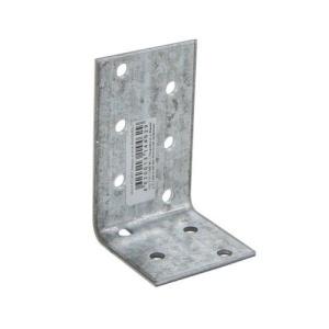 Уголок асимметричный 40х60х40х2 мм, оцинкованный (1шт)