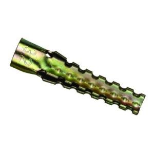 Дюбель 8х38 мм, металлический для газобетона (1шт)