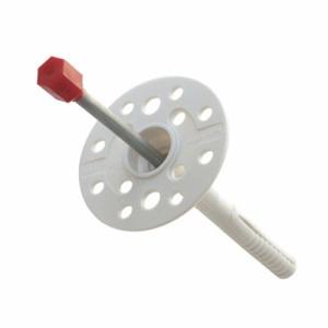 Дюбель для теплоизоляции (гвоздь с термоголовкой) 10х160мм