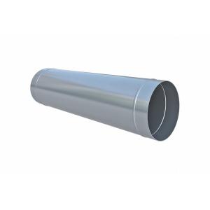 Круглый вальцованный воздуховод
