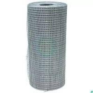 Сетка штукатурная ячейка 0,5 мм, 2х2 мм (1х80)м., плетёнка оцинкованная