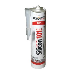 Силиконовый герметик KIM TEC белый 101Е 310мл