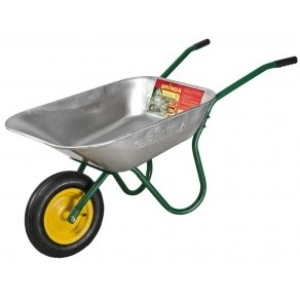 Тачка садовая одноколесная, 100 кг