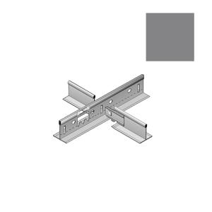 Основная направляющая 3600мм T-24 Standart Металлик