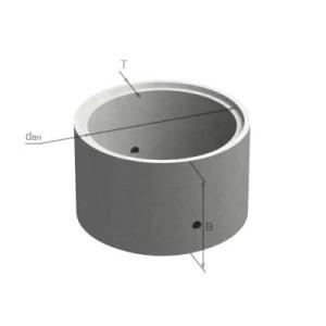 Кольцо колодезное КС 12-9 ТУ