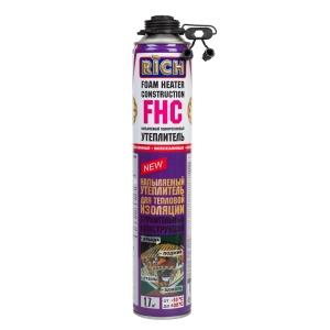 Утеплитель напыляемый для тепловой изоляции Rich 980гр