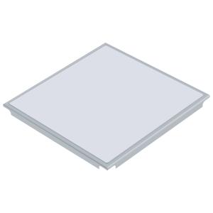 Кассета потолочная 600x600 АР 600AC/45° БЕЛАЯ