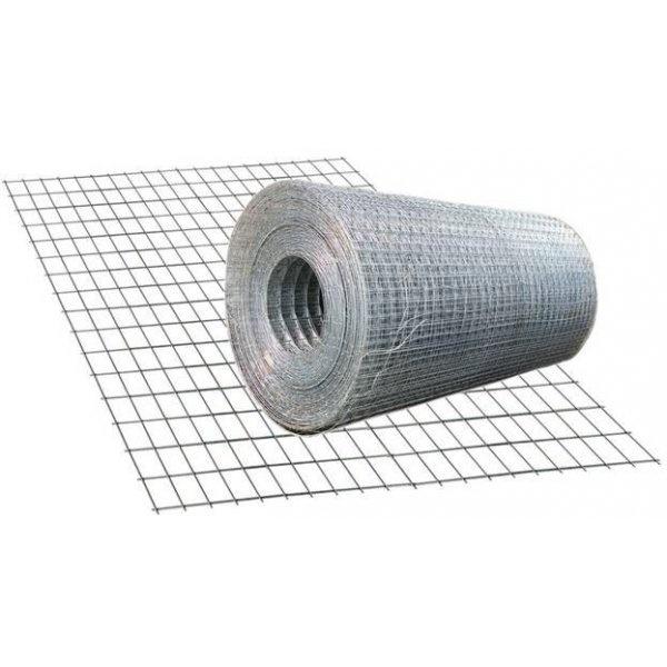 Сетка бухта, ячейка 50х50х2,0 мм, размер 1.5х50 метров