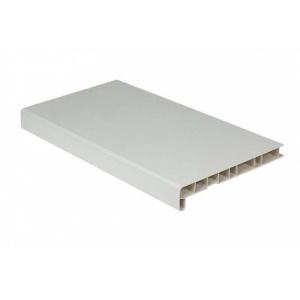 Подоконник витраж белый 6м - 450мм